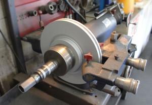 Brake Rotor Resurface