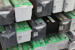 Large Variety of Car Batteries