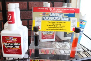 Original Manufacturer Transmission Fluids Available